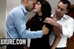 american,anal,asshole,blowjob,brunette,closeup,cowgirl,doggy,group,orgy,penetration,threesome,threesomes,threeway,vagina,