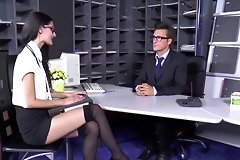 asshole,blowjob,boobs,closeup,cowgirl,dirty,european,german,glasses,hair,heels,high,milf,office,pornstar,raven,secretary,slut,stockings,vagina,
