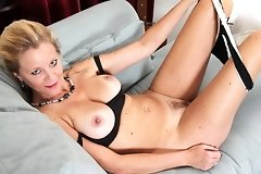 american,boobs,cougar,female,fun,mature,milf,mom,nylon,older,pantyhose,pussy,striptease,woman,women,